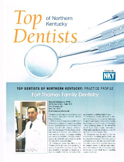 dr. hekmatyar, fort thomas family dentistry
